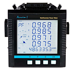 Accuenergy Acuvim-IIR Intelligent Power Meter (Web Accessible) w/Datalogging