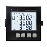 Accuenergy Acuvim-DL Multifunction Power Meter w/Communications & I/O Module Capability