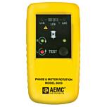 AEMC Instruments 2121.11 - 6609 Phase & Motor Rotation Meter