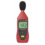 Amprobe Instruments SM-20A Sound Level Meter - 30-130 dB Range w/Memory