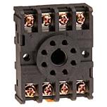 ATC Automatic Timing & Controls PF083A 8-Pin DIN-Rail/Surface-Mounted Socket