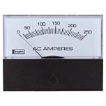 Crompton Instruments 362/363/364 Challenger Analog Panel Meters - AC Ammeters