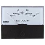 Crompton Instruments 362/363/364 Challenger Analog Panel Meters - DC Volt Meters