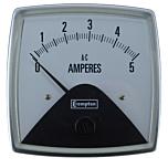 Crompton Instruments 016 Fiesta Analog Panel Meters - AC Ammeters