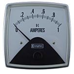Crompton Instruments 016 Fiesta Analog Panel Meters - DC Ammeters