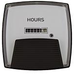 Crompton Instruments 012/013 Saxon Analog Panel Meters - Elapsed Time Meters