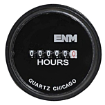 ENM Instruments T50B212 - Elapsed Time Meter - 6-Digit, 115 ACV, Non-Resettable, Hours w/NEMA 4X12 Gasket