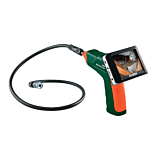 "Extech Instruments BR200 Video Borescope / Wireless Inspection Camera - 3.5"" Display w/17 mm Probe"