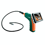 """Extech Instruments BR250 Video Borescope / Wireless Inspection Camera - 3.5"""" Display w/9 mm Probe"""