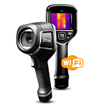 FLIR E6 WIFI Thermal Imager (-4 -482°F) 160 x 120 Resolution w/MSX & WIFI
