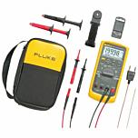 Fluke Electronics 87-5/E2KIT Digital Multimeter Electricians Combo Kit