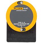 """Fluke Electronics FLK-075-CLKT Infrared Window for Indoor/Outdoor - 3"""" (75 mm)"""