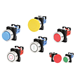 Fuji Electric AR22 22mm Pushbutton Switches