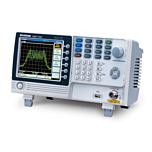 GW Instek GSP-730 150 KHz to 3 GHz Spectrum Analyzer