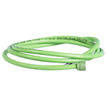 Jaquet C65A 4-pin Cable Assembly - 6.5m for M12x1 Connectors