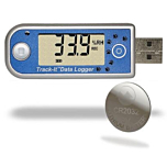 Monarch Instruments 5396-0201 Track-It RH/Temperature Data Logger w/Display
