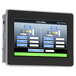 """Red Lion Controls G07 Graphite - Operator Interface w/7"""" Rugged Touchscreen Display"""