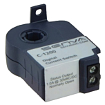 Senva C-1200 Fixed Solid-Core Mini AC Current Transducer - 0-50ACA/0-30AC/DCV
