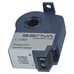 Senva C-1203 Fixed Solid-Core Mini AC Current Transducer - 0-15ACA/0-5DCV