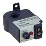 Senva C-1220 Adjustable Solid-Core Mini AC Current Transducer - 0-50ACA/0-30AC/DCV