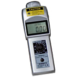 Shimpo Instruments DT-205LR Handheld Contact/Non-Contact Tachometer w/LCD Display