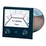 Simpson Electric 3300 Series Rugged Seal Meter Relay - DC Ammeters