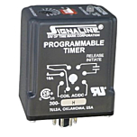 Time Mark Corp. Model 300-L Programmable Multi-function Time Delay Relay - SPDT, 10-28 AC/DCV