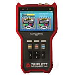 Triplett 8065 CamView HD Pro High Definition Analog Camera Tester - NTSC/PAL, AHD 2.0, HD-TVI 3.0 & HD-CVI 3.0