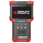 Triplett 8070 CamView IP Pro Analog & IP Security Camera Tester - NTSC/PAL with Built-in DHCP Server
