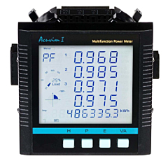 Accuenergy Acuvim-IIR Intelligent Power Meter (Web Accessible) w/Datalogging