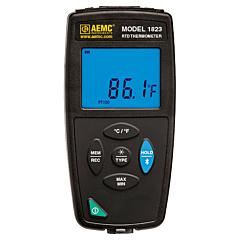 AEMC Instruments 2121.76 - 1823 RTD Thermometer -148-752°F (-100-400°C)
