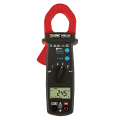 AEMC Instruments 2117.22 - 503 Clamp-on Multimeter - 400 AC/DCA, 600 AC/DCV, Cont, Res