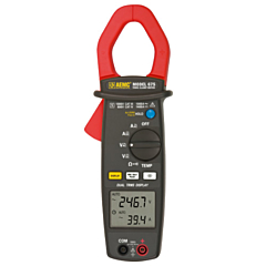 AEMC Instruments 2117.50 - 675 - Dual Display Clamp-on Meter