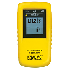 AEMC Instruments 2121.10 - 6608 Phase Rotation Meter