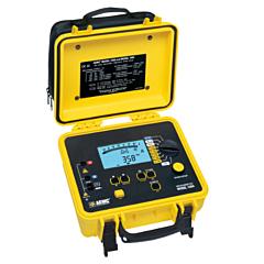 AEMC Instruments 2130.01 - 1050 Digital/Analog Megohmmeter - 1000V w/Backlight, Auto DAR/PI, Alarm & Timer