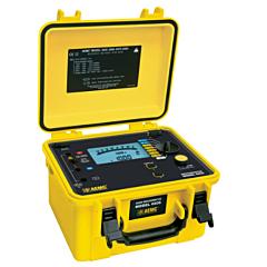 AEMC Instruments 2130.18 6505 Digital/Analog Megohmmeter - 5000V w/Auto DAR/PI