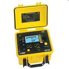 AEMC Instruments 2130.20 - 5050 Digital/Analog Graphical Megohmmeter - 5000V w/Backlight, Alarm, Timer & Auto DAR/PI/DD