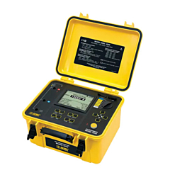 AEMC Instruments 2130.32 6555 Digital/Analog Graphical Megohmmeter - 15