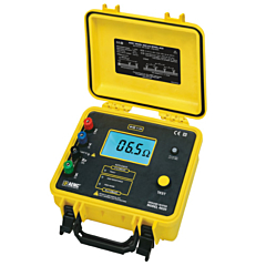 AEMC Instruments 2130.43 4620 4-Point Digital Ground Resistance Tester - 200 Ohms