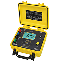 AEMC Instruments 2130.44 4630 4-Point Digital Ground Resistance Tester