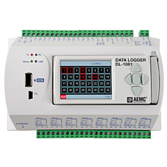 AEMC Instruments 2134.62 - DL-1081 8-Channel Data Logger w/Display