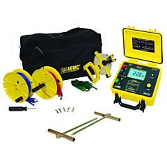 AEMC Instruments 2135.22 4630 4-Point Digital Ground Resistance Tester
