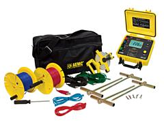 AEMC Instruments 2135.23 4630 4-Point Digital Ground Resistance Tester
