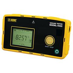 AEMC Instruments 2135.55 - 6422 3-Point Digital Ground Resistance Tester - 50k Ohm