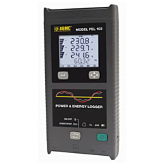 AEMC Instruments 2137.62 - PEL-103 Power & Energy Logger