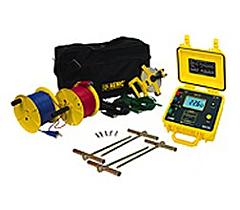 AEMC Instruments 2135.24 4630 4-Point Digital Ground Resistance Tester