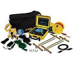 AEMC Instruments 2135.03 - 6470-B 3 & 4 Point Digital Ground Resistance Tester