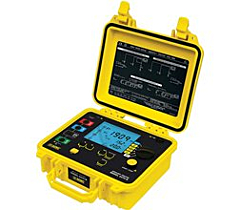 AEMC Instruments 2135.01 - 6470-B 3 & 4 Point Digital Ground Resistance Tester