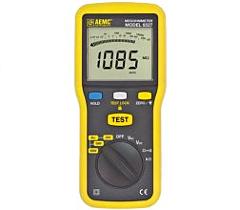 AEMC Instruments 2126.53 6527 Digital/Analog Megohmmeter - 250/500/1000V