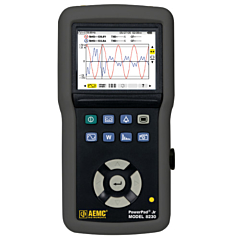AEMC Instruments 8230 PowerPad Jr Single-Phase Power Quality Analyzer